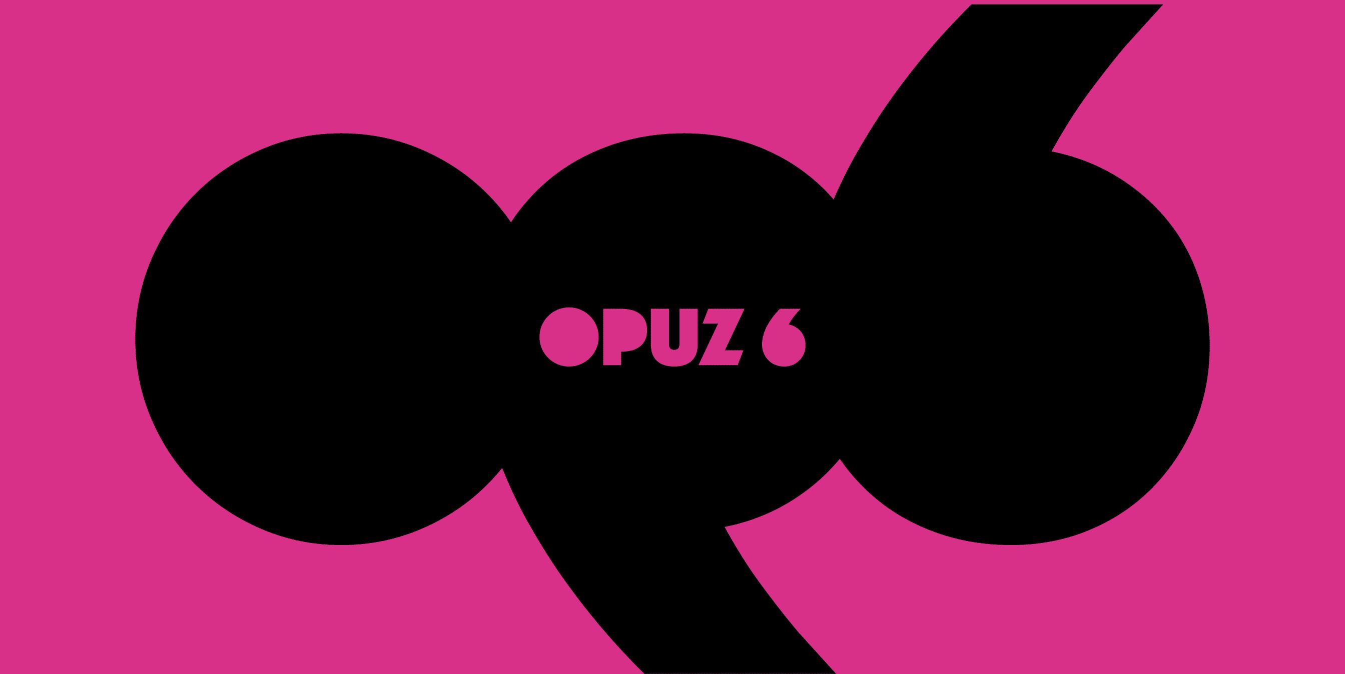 """Logotipo para grupo de ciclismo urbano """"Opuz 6"""""""