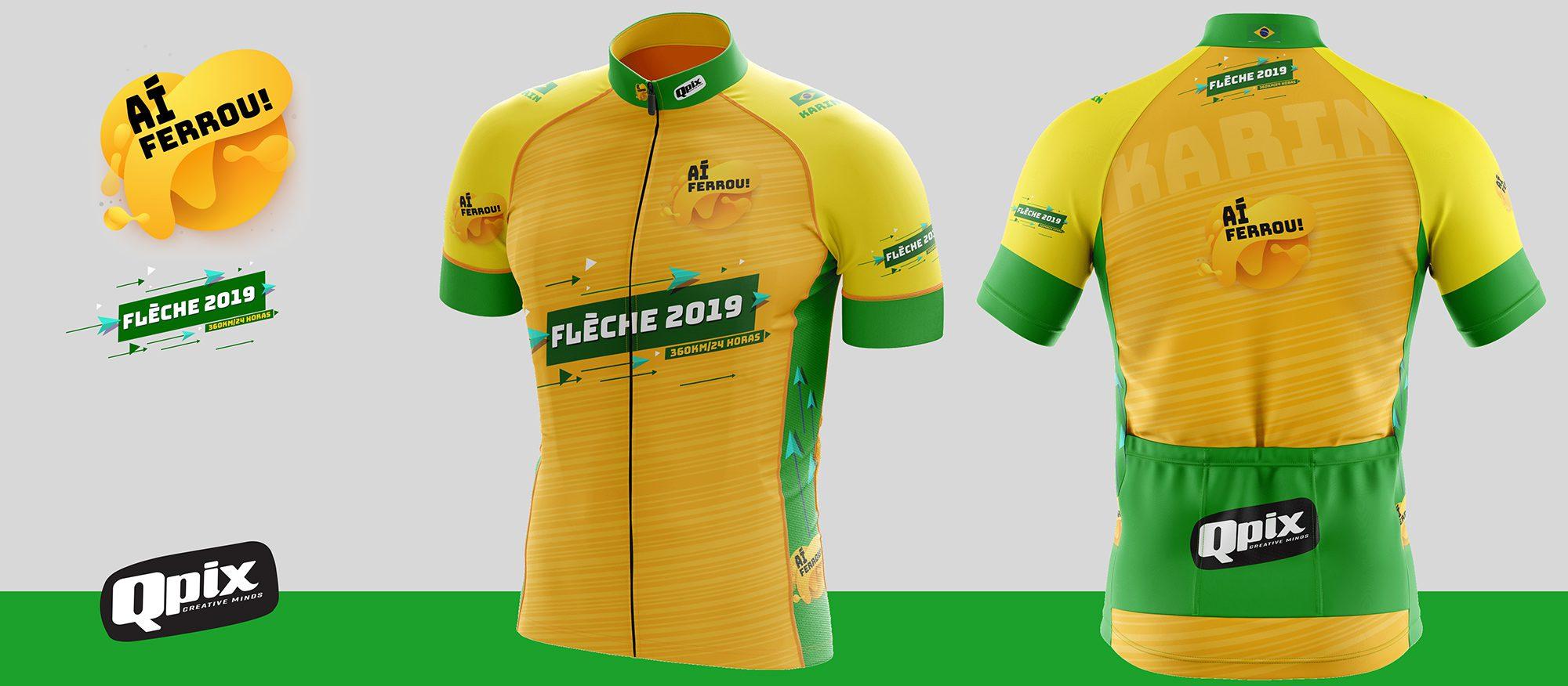 Jersey para ciclismo de estrada AUDAX