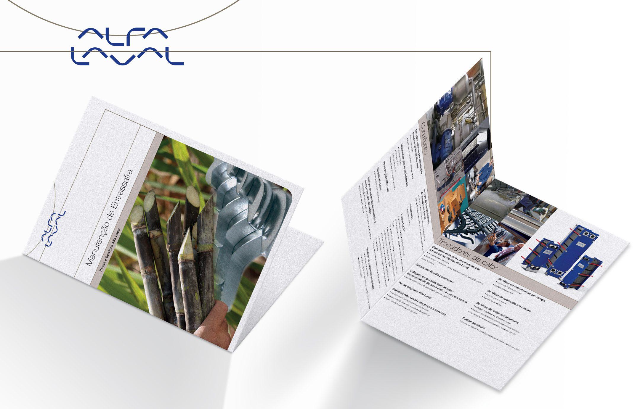 Catálogo de serviços Alfa Laval